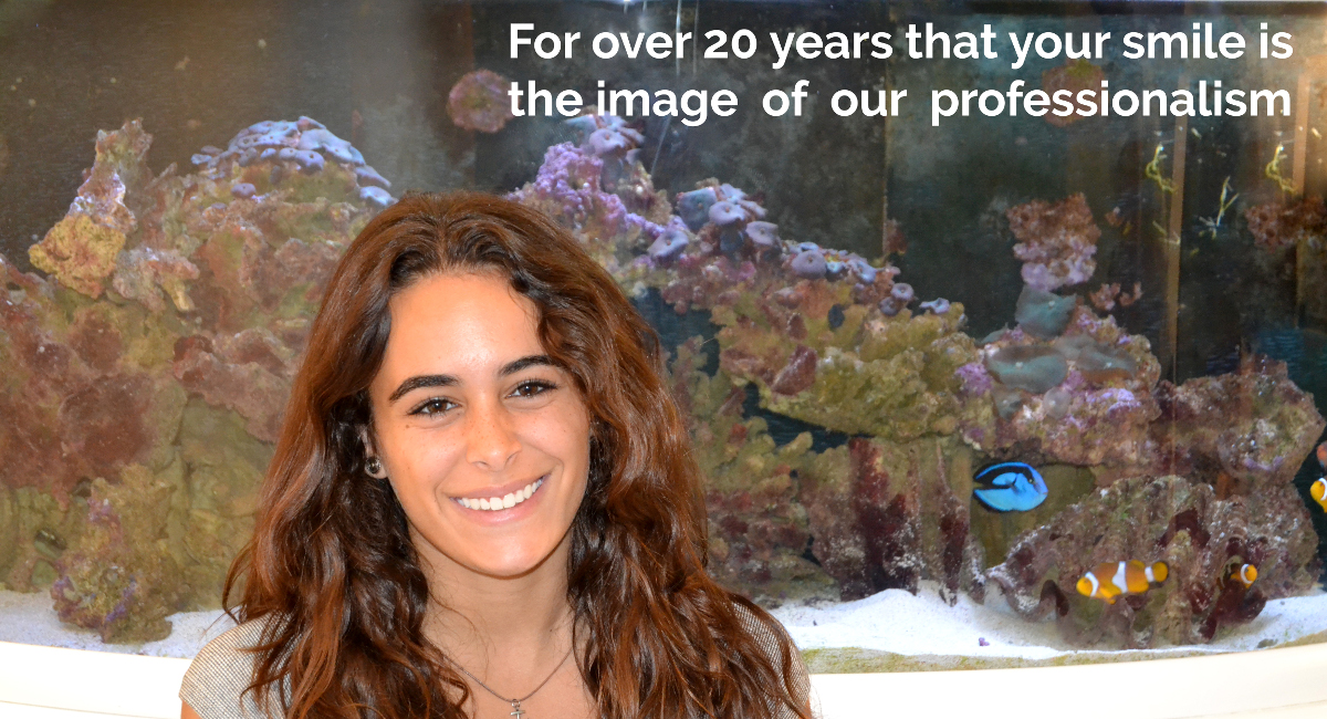 For over 20 years that your smile is the image of our professionalism